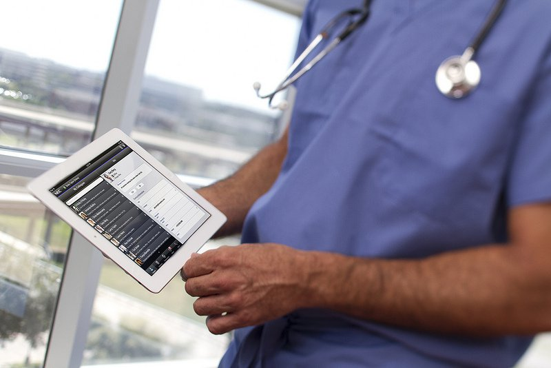 Using technology in medicine