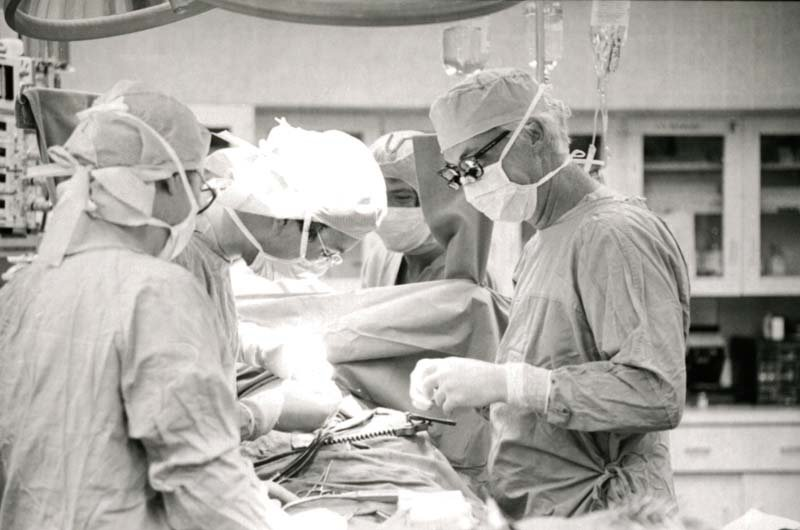 persons in operating room