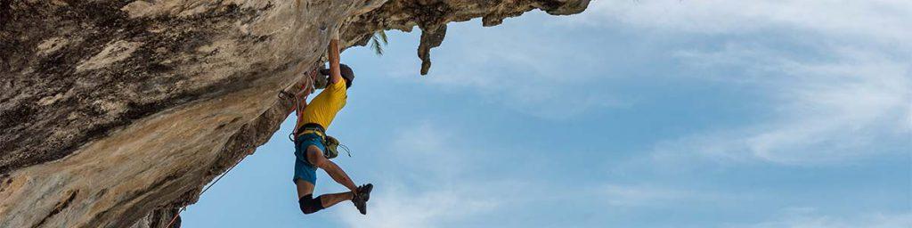 Injuries climbing