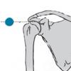 Shoulder marker position