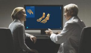 Ways to improve patient communication: seat side by side